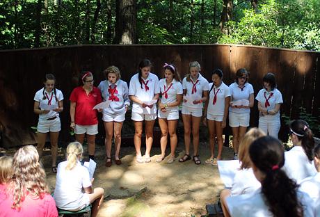 Camp Chapel Presentation