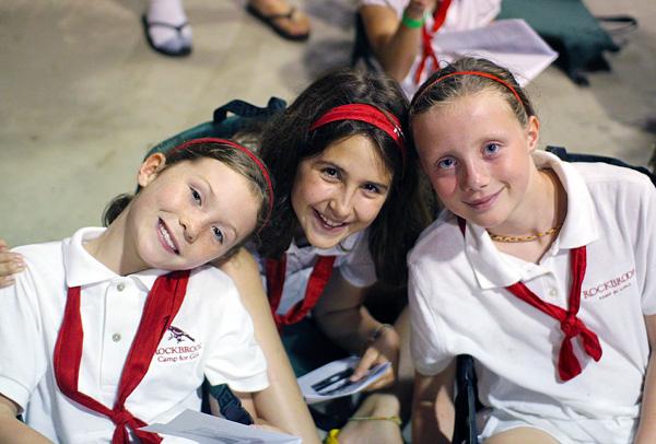 Camp Friends girls cute