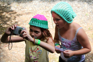Kids Camp photography girls