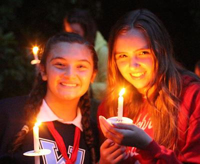 Spirit Fire Campfire girls