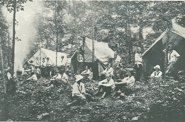 Campers 1926