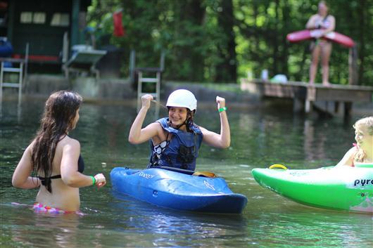 Kayaking Success