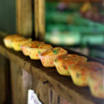 Camp Food fresh baked muffins