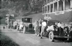 Camp History of girls camp Rockbrook