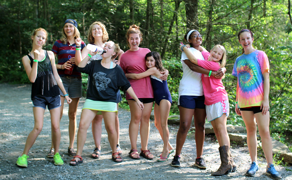 The Bond of Camp Experience
