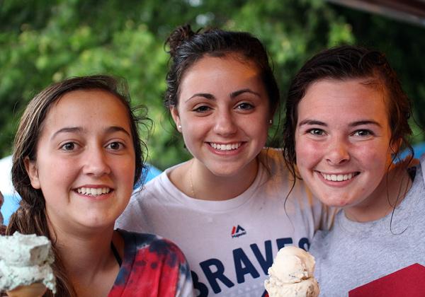 Ice Cream Kids Camp