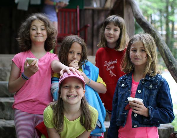 Muffin Camp Kids
