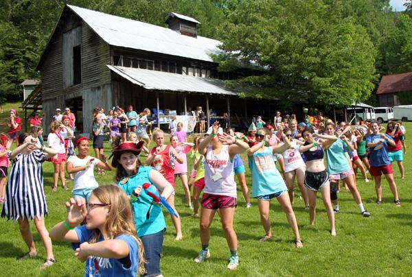 Pirate Dance Camp Event