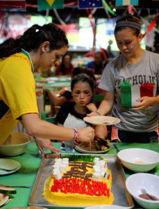 Cake for World Cup