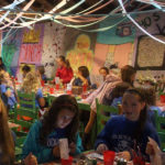 Camp 50s Diner Banquet