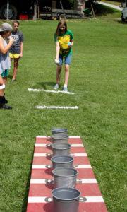 Camp Carinival Ball Game
