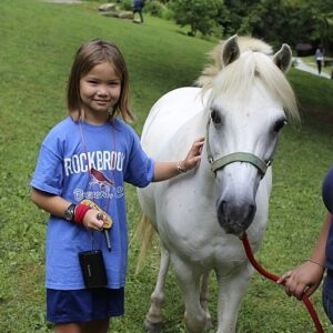 Camp Horse Girl