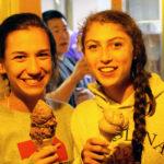 Ice Cream Teens at Camp