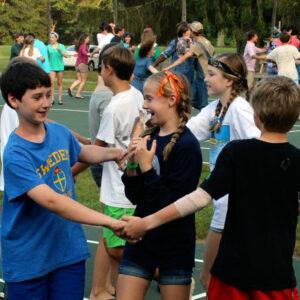 Camp Square Dancing
