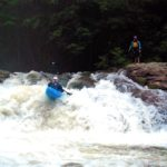 Upper Green Kayaking