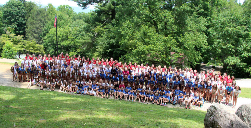 Whole camp second session 2014