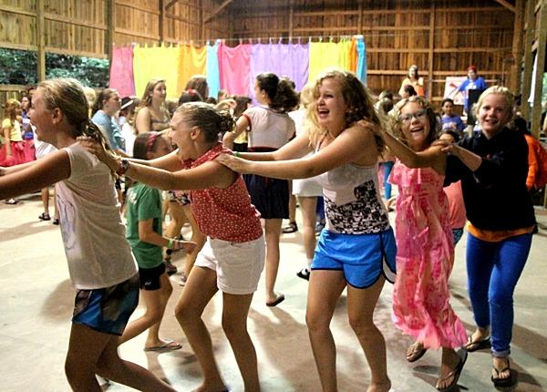 All Girls No Boys Dancing