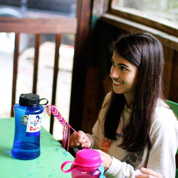 Camp Bracelet Girl