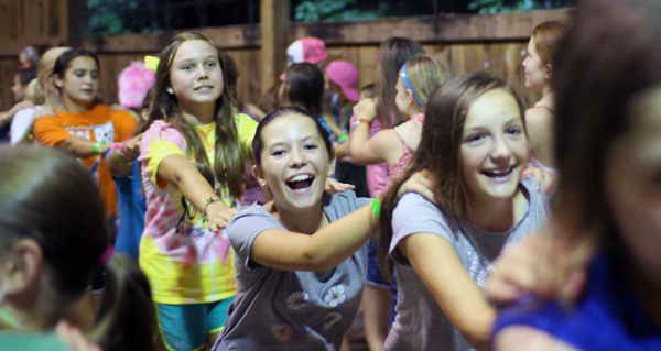 Camp Dance Children