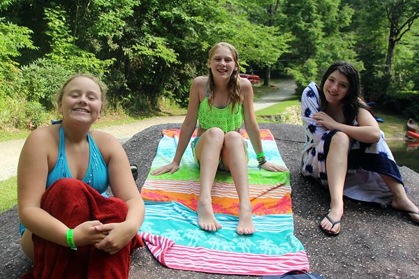 Camp Lake Rock