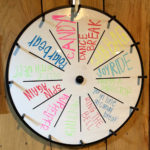 Dining Hall Wheel