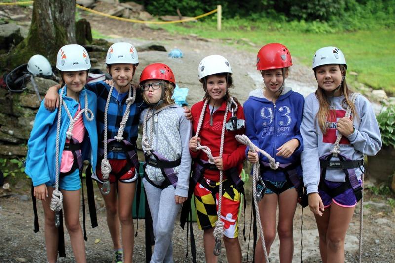 Wabi Sabi Camper Climbers