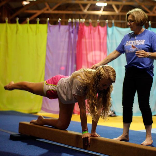 Gymnastics Camp Teen