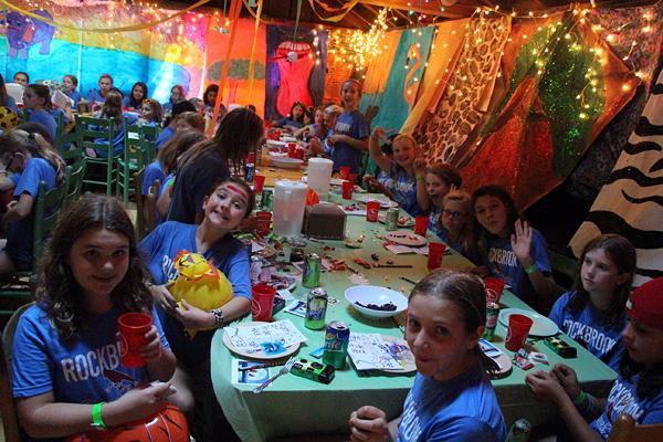 Lion King Party Banquet