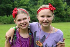 Camp Pirate Friends