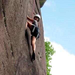 Rock Climbing KidS Camp