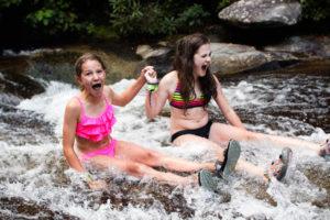 Sliding Rock Kids