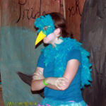 Zazu Bird Costume