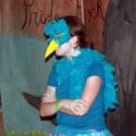 Zazu Bird Costume