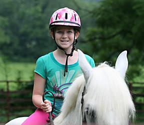 Top Horse Camp Rider