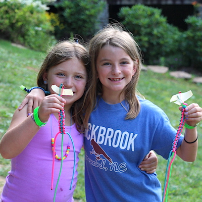 Camp Bracelet Friends