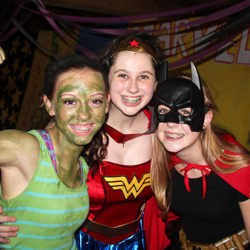 Camp Super Heroes