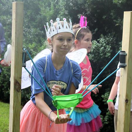 Catapult Queen kid