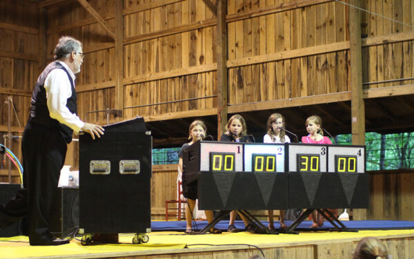 Camp Game Show Girls