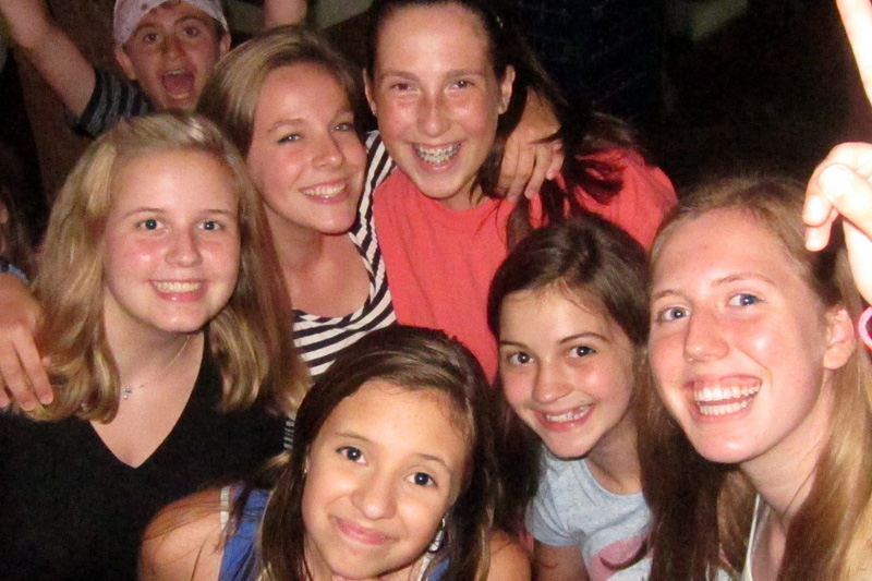 Girls Camps Dances