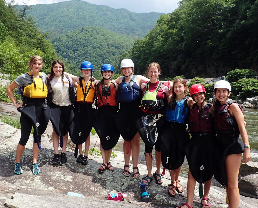 Nolichucky Kayaking Group