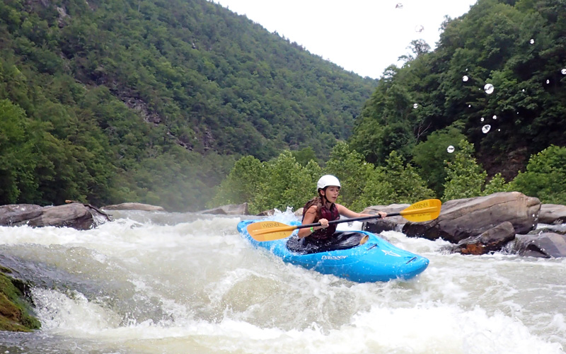 Nolichucky Kayak Kid