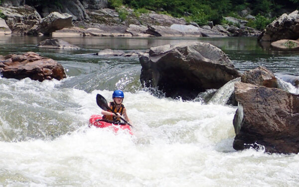 Nolichucky River Kayaking