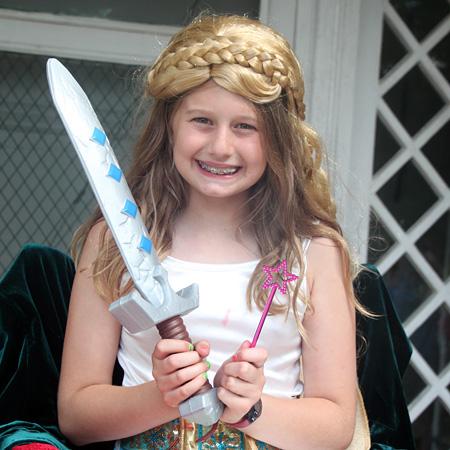 Renaissance Queen Kid
