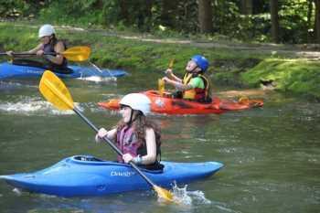 Kayak Race!