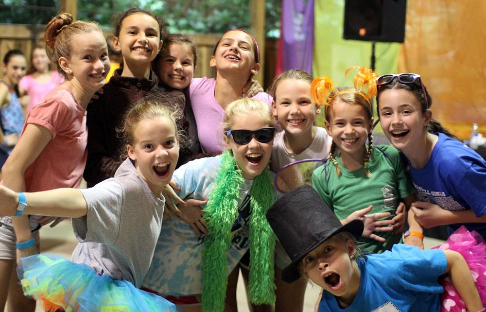 middler camp dance for girls