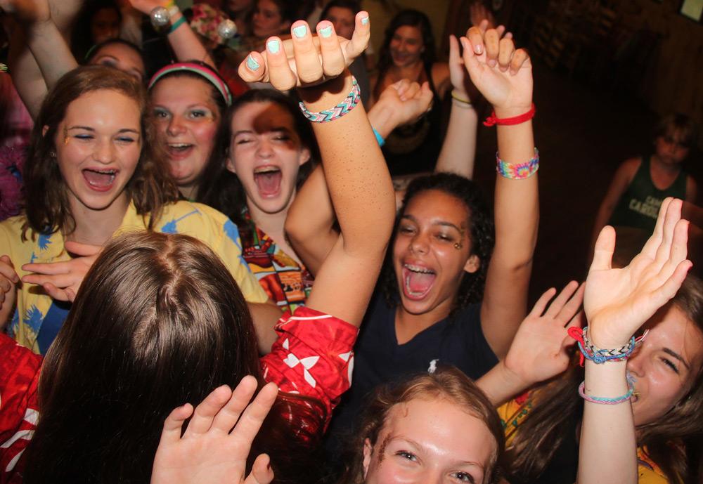 SR teen camp dance girls