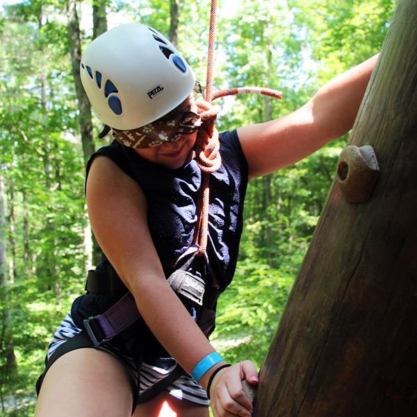 Alpine Climbing Kids Camp