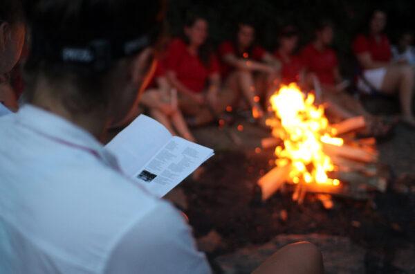 Campfire Camp Program