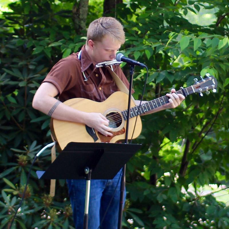 Clint Roberts NC musician