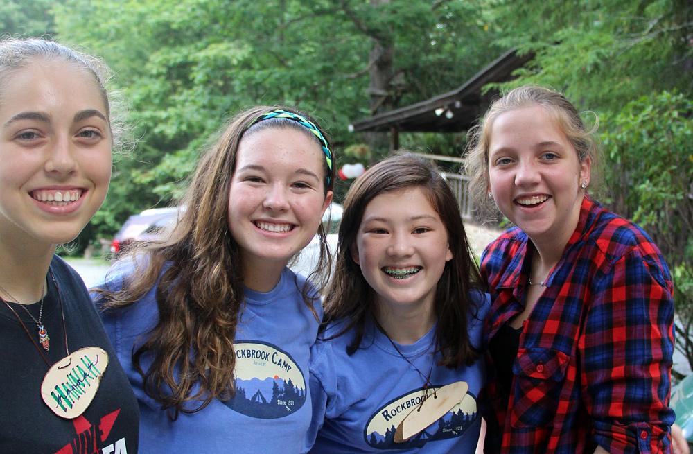 good camp girl friends